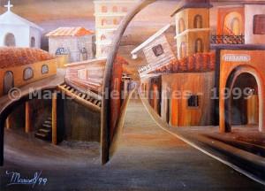 Marisol Hernandes: Calle Habana, 1999