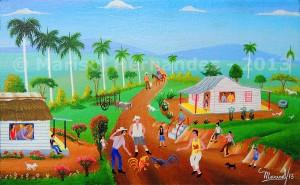 Marisol Hernandes: Tradiciones campesinas: 2013