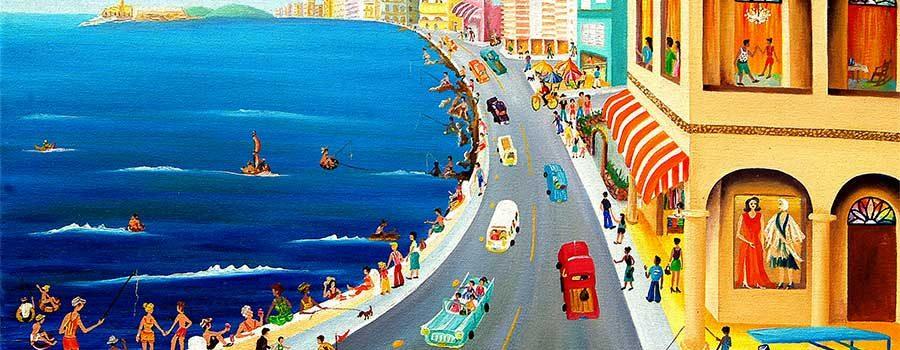 Marisol Hernandes: El Malecón de mis sueños, 2007