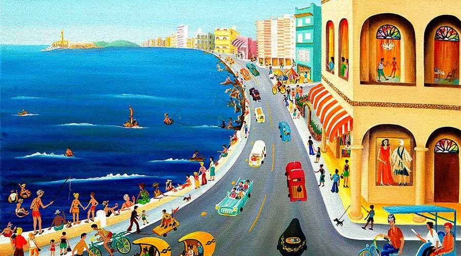 El Malecón de mis Sueños