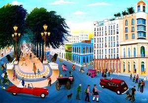 Marisol Hernandes: El Prado de mi Habana, 2005