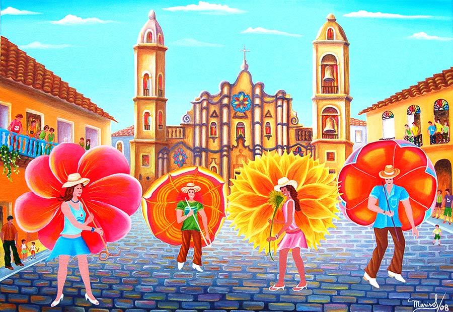 Marisol Hernandes: Encantadora Habana, 2008