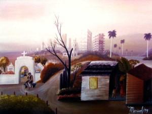 Marisol Hernandes: Mirando al sur, 1999