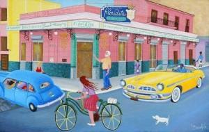 Marisol Hernandes: Hemingway en la Cuna del Daiquirí, 2013